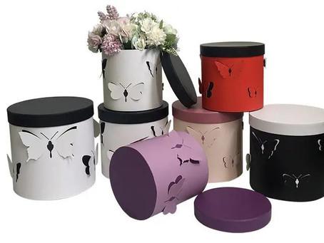 Gift Box Mart Wholesale Round Shape Rigid Gift Boxes