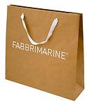 luxury white kaft bags