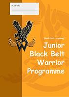 3.JuniorBlackBelt_WarriorProgramme_Cover