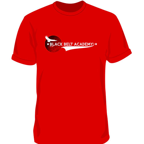 Black Belt Academy T-Shirt
