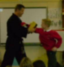 Martial Arts Respect in Schools from Black Belt Academy