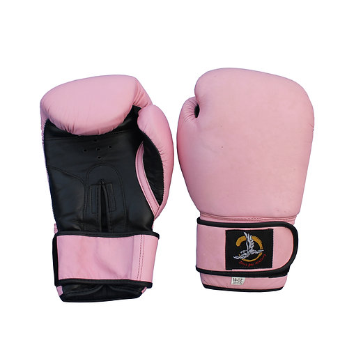 Pink Boxing Gloves