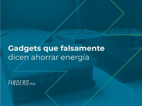 Gadgets que falsamente dicen ahorrar energía