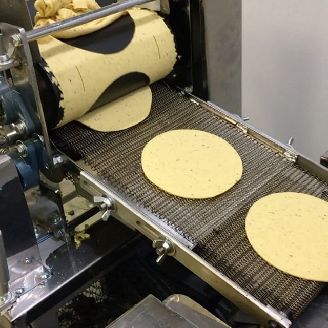Exciting changes happening! Check out our new and improved Nixtamal Corn Tortillas this weekend!  #t