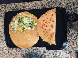One of my favorite kitchen tools- the griddle.jpg Perfect for veggie quesadillas