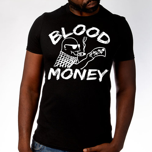Blood Money T Shirt