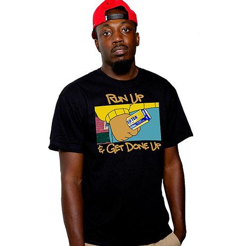 Run Up T Shirt
