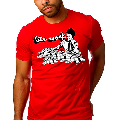 Money on the Table Tee Shirt (Lite Work Tee)