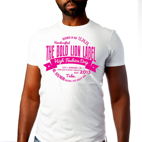The Bold Lion Label High Fashion Tee