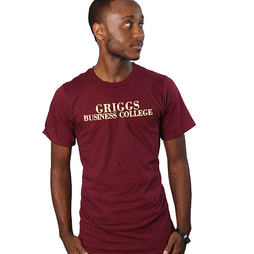 Griggs Business College Tee