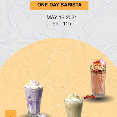 One-day Barista P.3