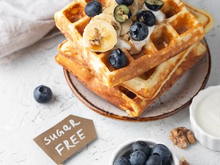 Cách làm bánh waffle việt quất cực hấp dẫn bạn không thể bỏ qua | 2021