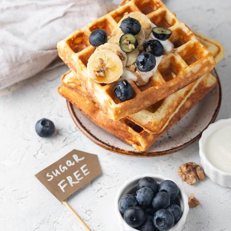 Cách làm bánh waffle việt quất cực hấp dẫn bạn không thể bỏ qua   2021
