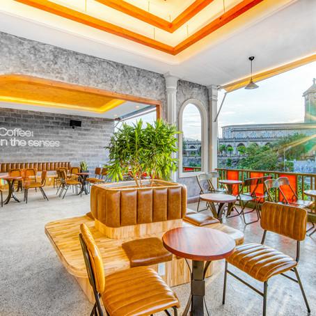 Hoàng Tuấn Coffee & Tea - Địa điểm check in mới của giới trẻ