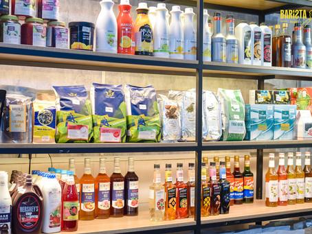 Mở quán cà phê cần chuẩn bị nguyên liệu pha chế nào ?