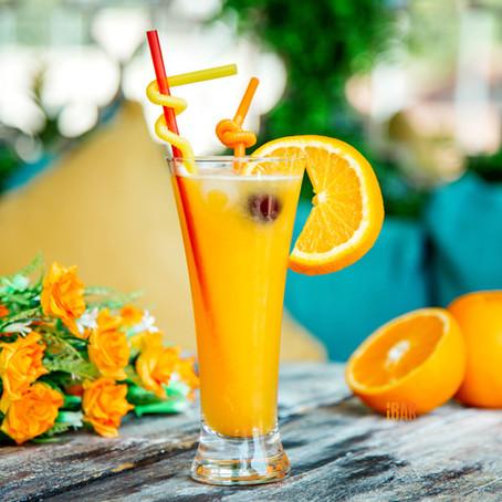 9 Lợi ích tuyệt vời từ nước cam đối với sức khoẻ