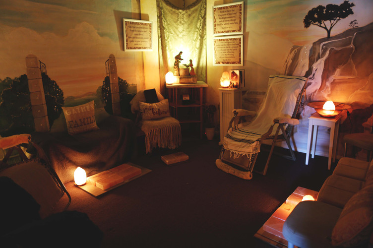 Open Heaven Room