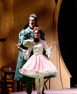 Coppélius and the Doll