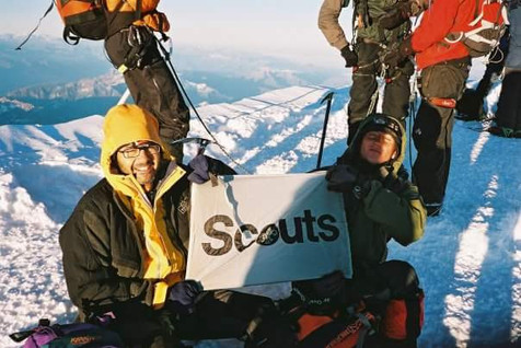 Mont Blanc ascent 2007