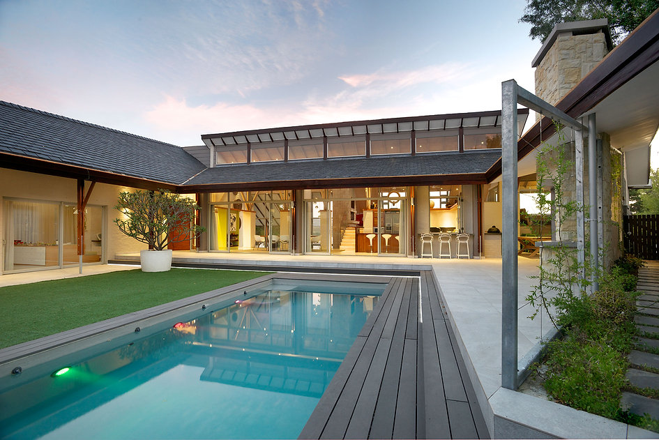 Neel Saayman Architects Hermanus
