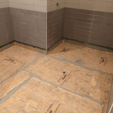 Schluter Bathroom