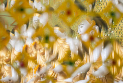 Reflected Buddha