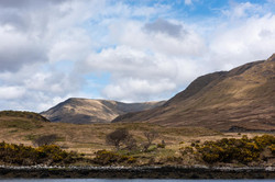View on Killary Fjord II, Co Galway