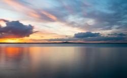 Sunrise over Portmarnock