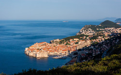 Sunrise over Dubrovnik II