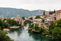Bridge at Mostar