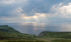 View over Horn Head, Co.Donegal