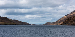 View on Killary Fjord V Co Galway