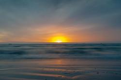 Sunrise on Dollymount