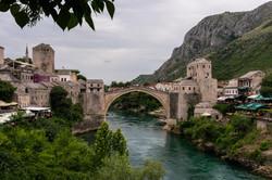 Bridge at Mostar II