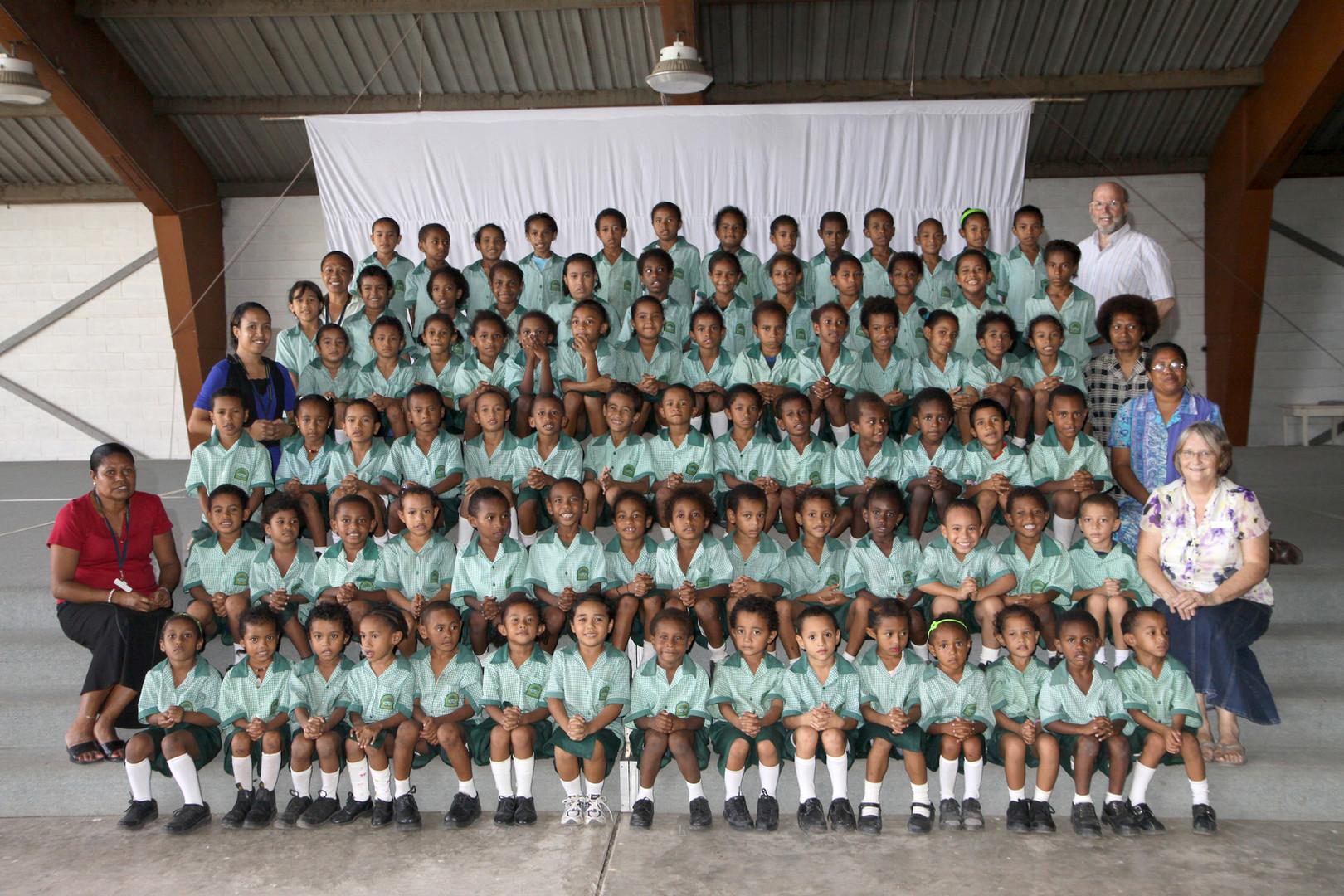 Whole School 2010