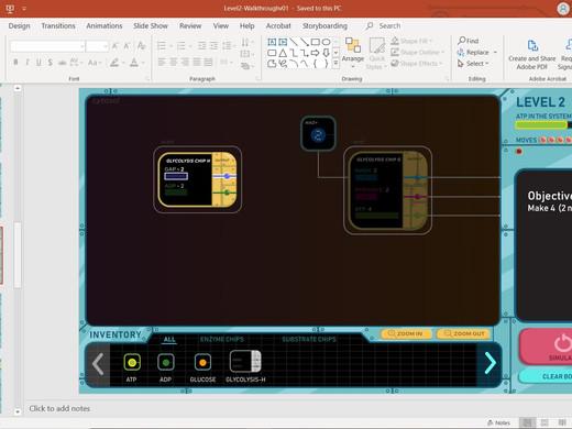 PowerPoint Prototype Gameplay