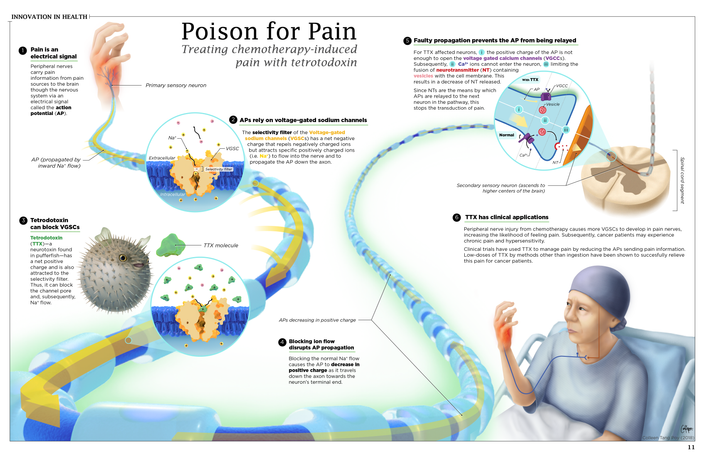 Poison for Pain