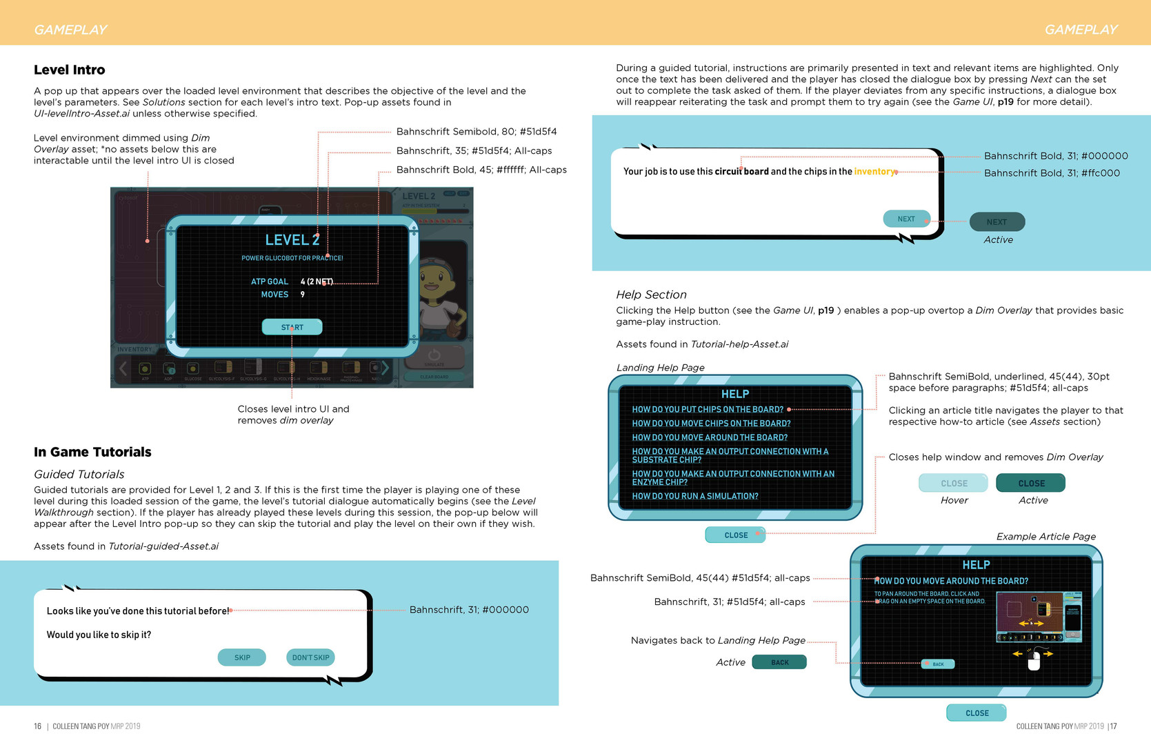 UI Documentation