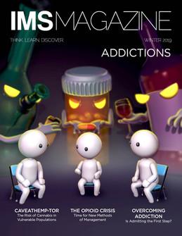 IMS Magazine Winter Issue Cover 2019