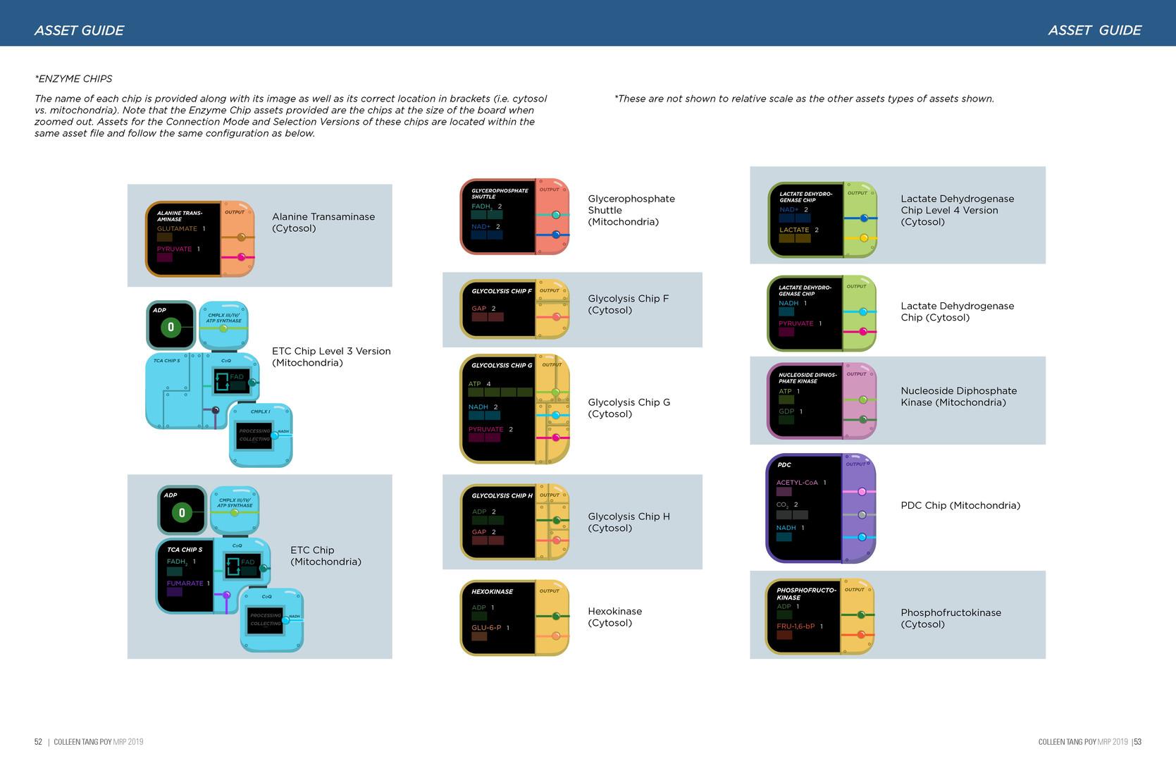 MRP Enzyme Item Documentation (1/2)