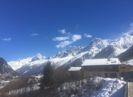 Dutch travels, the French Alps, and the end of an 18 month apprenticeship. (European Winter Tour - F