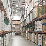 Saladino's Warehouse Interior