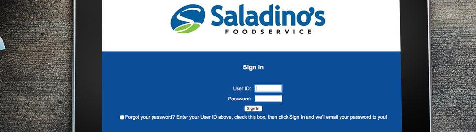Saladino's Online Ordering