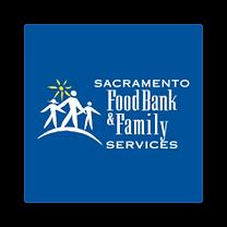 Sacramento Food Bank Logo