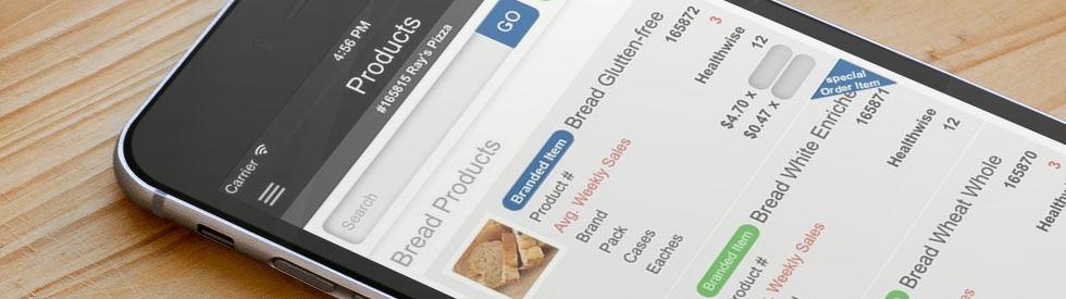 Saladino's Mobile App
