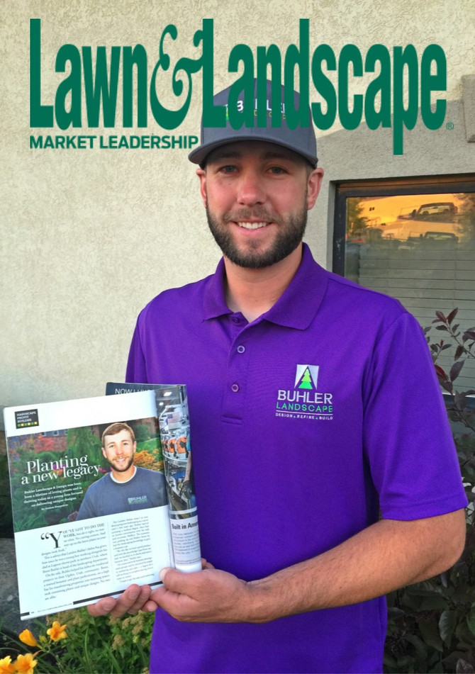 Featured in Lawn & Landscape Magazine!