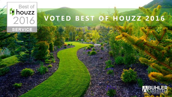 Best of Houzz 2016-Service Award!