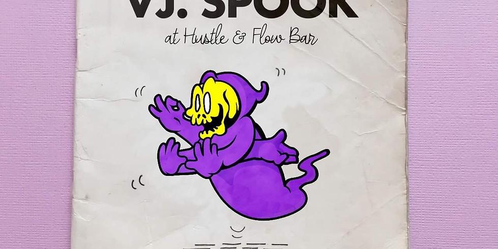 Not The Average Presents... VJ Spook