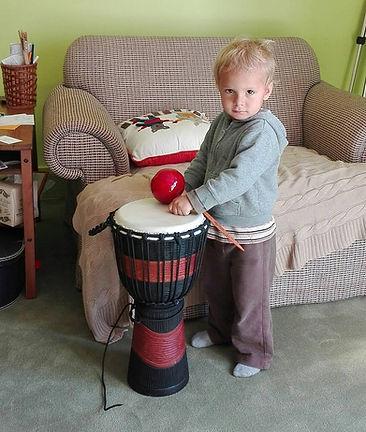 Preschoolers music education