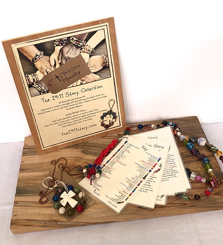 Display Board and Story Cards (ws)